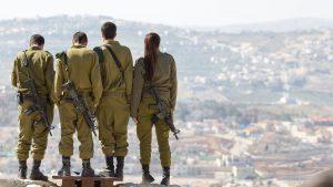 חיילים בשירות צבאי