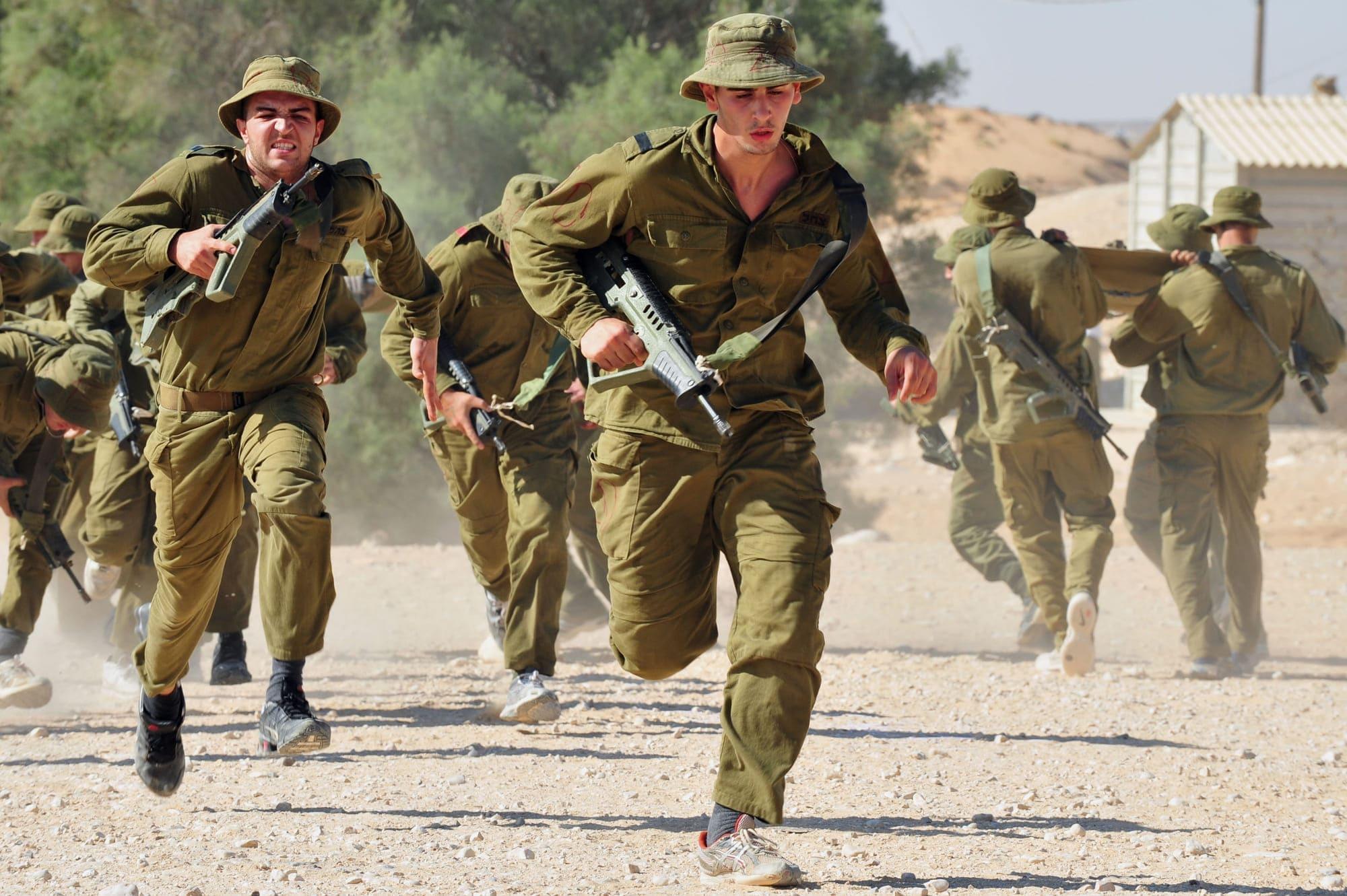חיילים בצהל